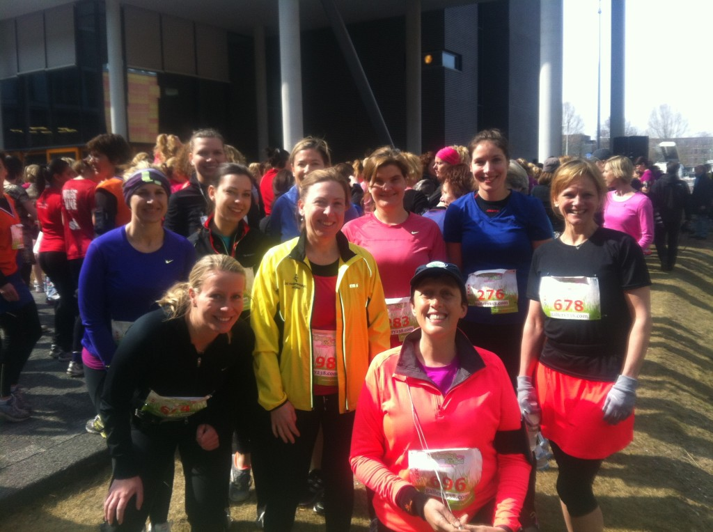 Womens Running Club Amsterdam