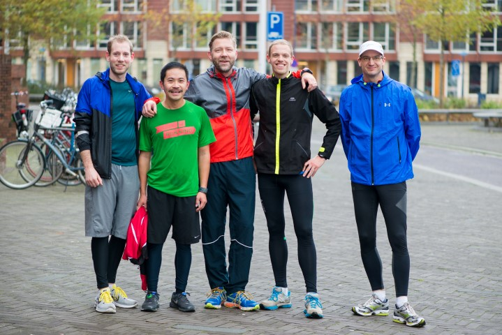 Full & Half Marathon Training in Amsterdam